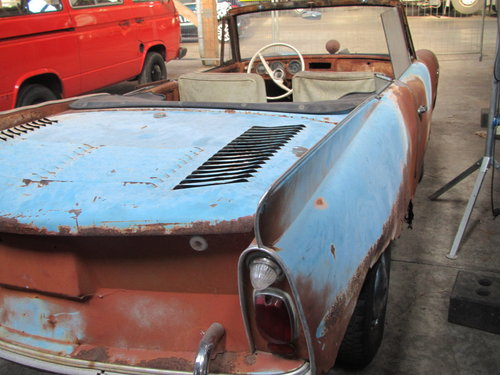 Amphicar 770 Project For Sale (picture 5 of 6)