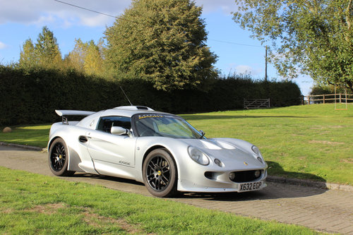 Lotus Exige S1 - 2000- 30,700 miles only - Full history For Sale (picture 1 of 6)