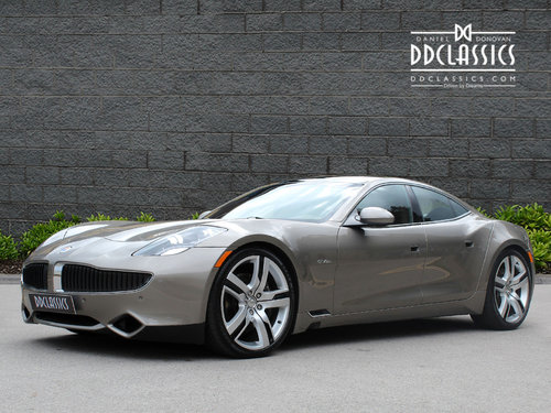 2012 Fisker Karma EcoSport For Sale In London (LHD) For Sale (picture 1 of 6)