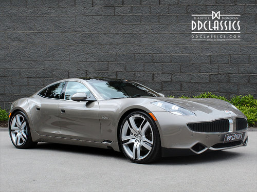 2012 Fisker Karma EcoSport For Sale In London (LHD) For Sale (picture 2 of 6)