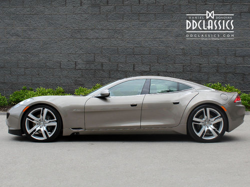 2012 Fisker Karma EcoSport For Sale In London (LHD) For Sale (picture 3 of 6)