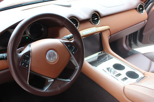 2012 Fisker Karma EcoSport For Sale In London (LHD) For Sale (picture 5 of 6)