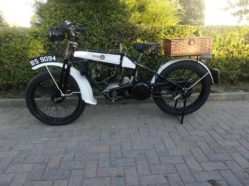 Wanderer 403cc 3.5 Hp - 1913 For Sale (picture 1 of 6)