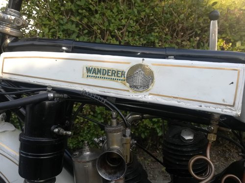 Wanderer 403cc 3.5 Hp - 1913 For Sale (picture 5 of 6)
