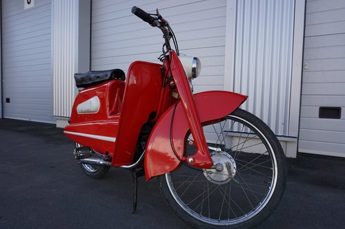 1955 Casalini David DEMM 50cc For Sale (picture 1 of 6)