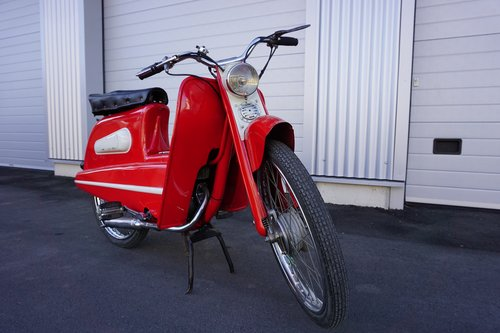 1955 Casalini David DEMM 50cc For Sale (picture 2 of 6)