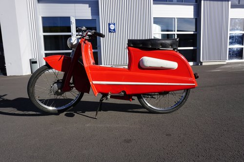 1955 Casalini David DEMM 50cc For Sale (picture 3 of 6)