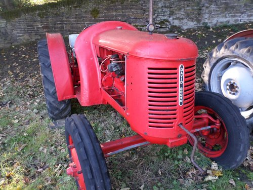 DAVID BROWN CROPMASTER For Sale (picture 2 of 6)