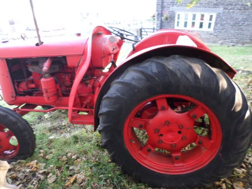DAVID BROWN CROPMASTER For Sale (picture 4 of 6)