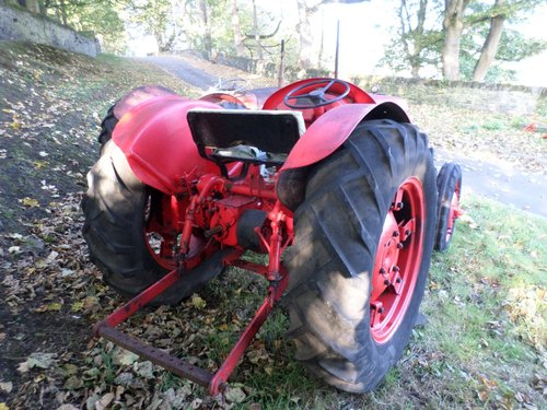 DAVID BROWN CROPMASTER For Sale (picture 5 of 6)