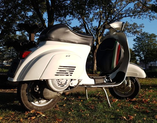 Vespa Special 50 CC 1981 For Sale (picture 2 of 6)