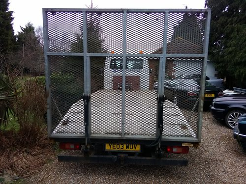 2004 Hydraulic Recovery ramps full kit ideal for plant tractors SOLD (picture 2 of 6)