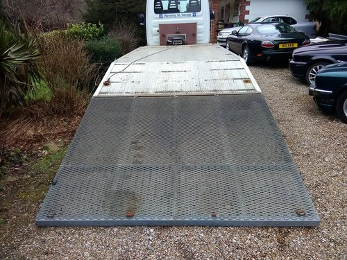 2004 Hydraulic Recovery ramps full kit ideal for plant tractors SOLD (picture 4 of 6)