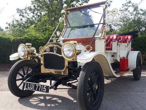 ALBANY EDWARDIAN STYLE CAR For Sale (picture 1 of 5)