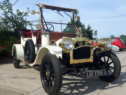 ALBANY EDWARDIAN STYLE CAR For Sale (picture 4 of 5)