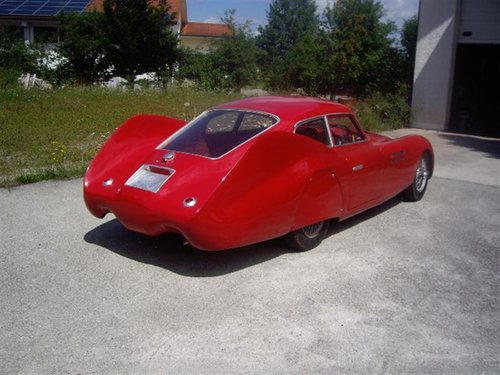 1948 Cisitalia 202 Aerodynamic RHD For Sale (picture 2 of 6)