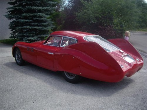 1948 Cisitalia 202 Aerodynamic RHD For Sale (picture 4 of 6)