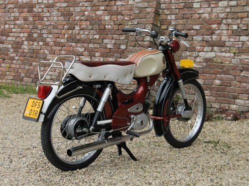 RIXE RS50 C (1963) For Sale (picture 2 of 6)