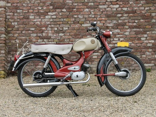 RIXE RS50 C (1963) For Sale (picture 5 of 6)