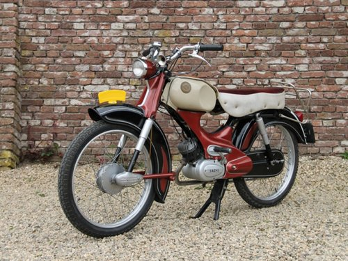 RIXE RS50 C (1963) For Sale (picture 6 of 6)