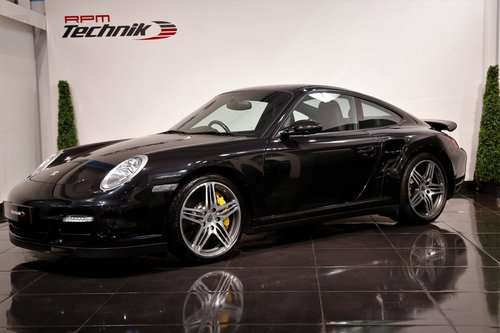 2007 PORSCHE 997 TURBO For Sale (picture 1 of 6)