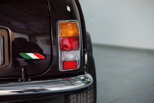 1973 Original and fully restored Innocenti  For Sale (picture 2 of 6)