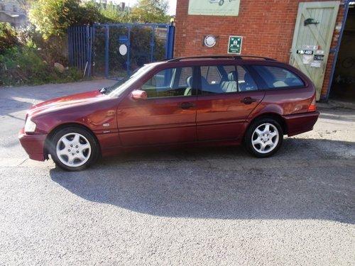 1999 Mercedes-Benz C180 Estate Auto SOLD (picture 6 of 6)