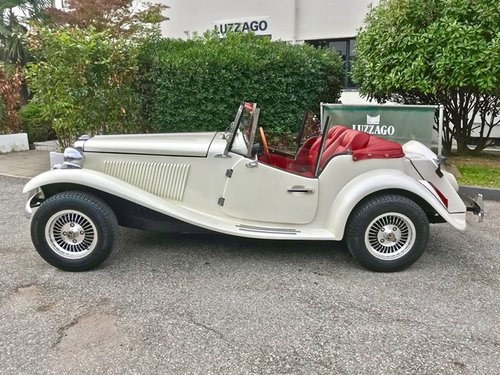 1978 MP LAFER 1600 CABRIOLET ONE OWNER For Sale (picture 2 of 6)