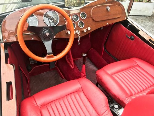1978 MP LAFER 1600 CABRIOLET ONE OWNER For Sale (picture 4 of 6)