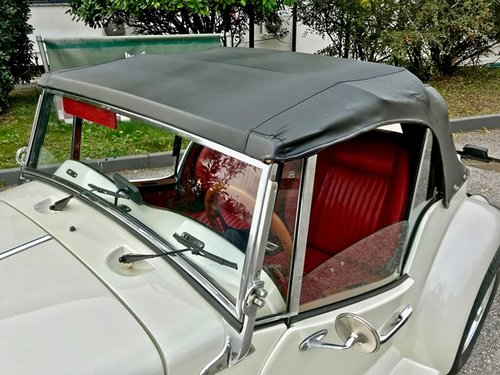 1978 MP LAFER 1600 CABRIOLET ONE OWNER For Sale (picture 6 of 6)