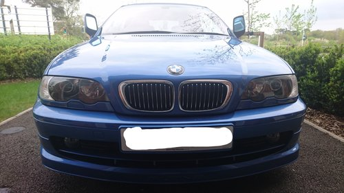 1999 ALPINA B3 3.3 CONVERTIBLE SWITCHTRONIC - VERY RARE For Sale (picture 6 of 6)