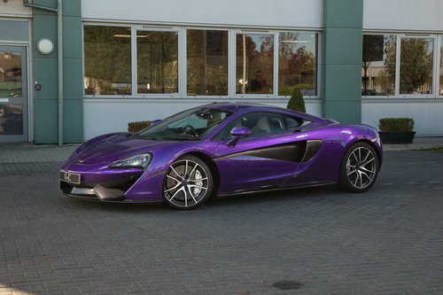 McLaren 570s Coupe 2016 2016/66  For Sale (picture 1 of 6)