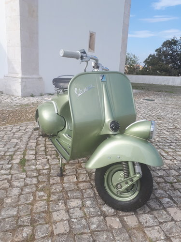 1951 Vespa VM1T Faro basso in very good condition For Sale (picture 1 of 5)