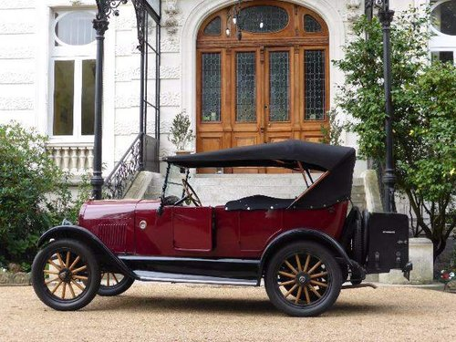 1923 Durant Start 4 Seat Tourer - £35k spent since 2011 SOLD (picture 2 of 6)