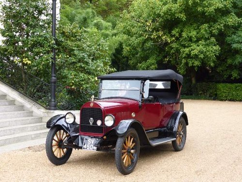 1923 Durant Start 4 Seat Tourer - £35k spent since 2011 SOLD (picture 3 of 6)