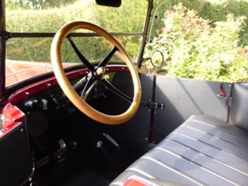 1923 Durant Start 4 Seat Tourer - £35k spent since 2011 SOLD (picture 4 of 6)