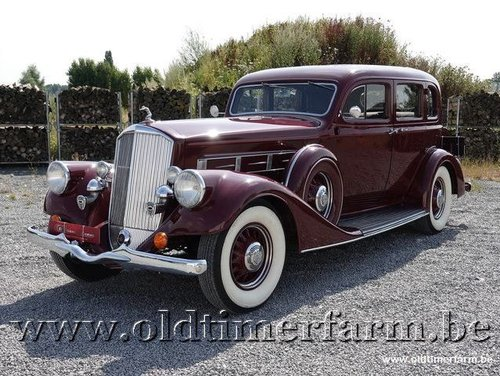 1935 Pierce-Arrow 1245 Sedan V12 '35 For Sale (picture 1 of 6)