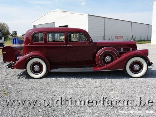 1935 Pierce-Arrow 1245 Sedan V12 '35 For Sale (picture 3 of 6)