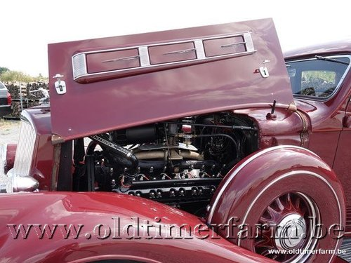 1935 Pierce-Arrow 1245 Sedan V12 '35 For Sale (picture 6 of 6)