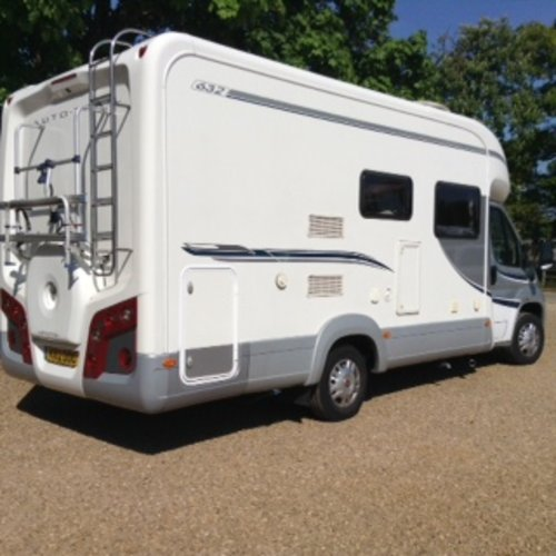 Autotrail Apache 2012 For Sale (picture 1 of 5)