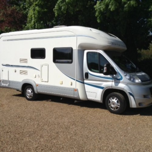 Autotrail Apache 2012 For Sale (picture 2 of 5)