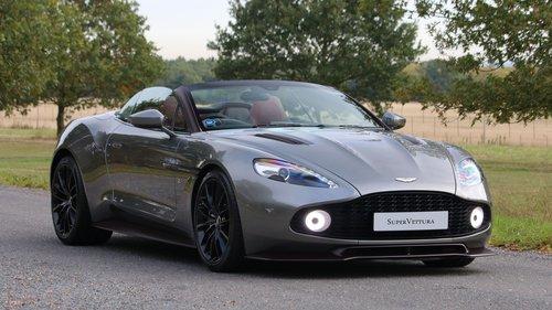 2018 Aston Martin Vanquish Zagato Volante | 1 of 99 examples For Sale (picture 1 of 6)