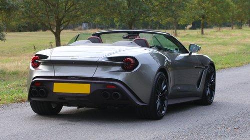 2018 Aston Martin Vanquish Zagato Volante | 1 of 99 examples For Sale (picture 2 of 6)
