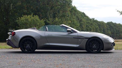 2018 Aston Martin Vanquish Zagato Volante | 1 of 99 examples For Sale (picture 4 of 6)