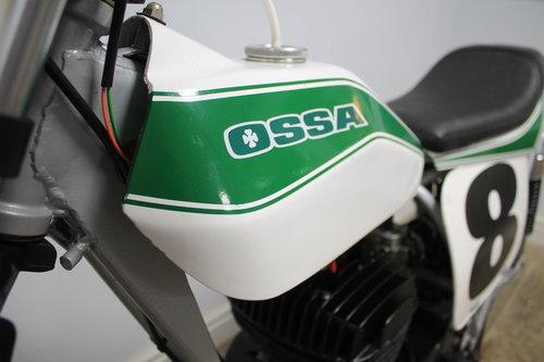 1975 OSSA ST-1 250 2-stroke custom built flat tracker  For Sale (picture 6 of 6)