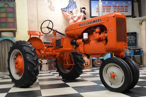 1949 Allis Chalmers Model C Traktor For Sale (picture 1 of 6)