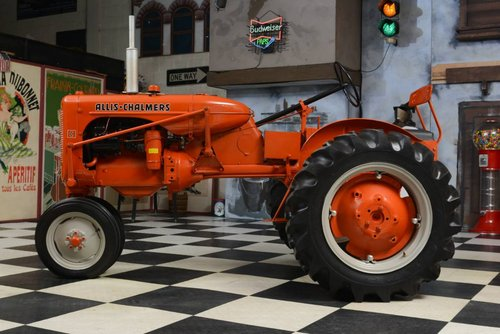 1949 Allis Chalmers Model C Traktor For Sale (picture 2 of 6)