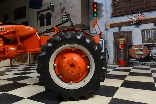 1949 Allis Chalmers Model C Traktor For Sale (picture 3 of 6)