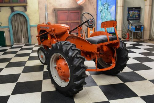 1949 Allis Chalmers Model C Traktor For Sale (picture 4 of 6)