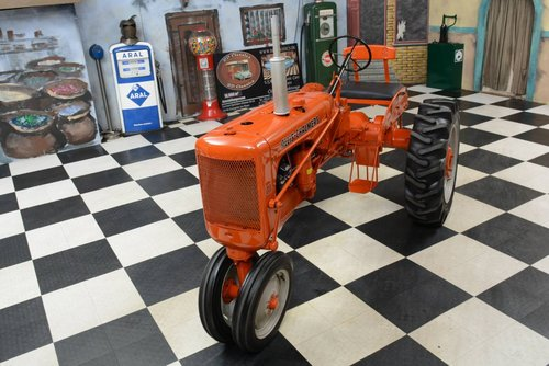 1949 Allis Chalmers Model C Traktor For Sale (picture 5 of 6)